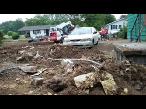 Lessons from West Virginia Floods