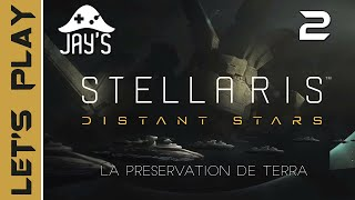 Stellaris Gameplay FR 1080p HD Stellaris Distant Stars avec la Prés...