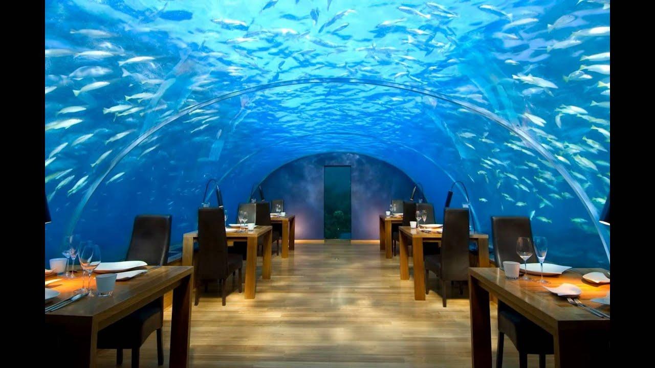 Underwater bedrooms dubai for Unusual hotels in dubai