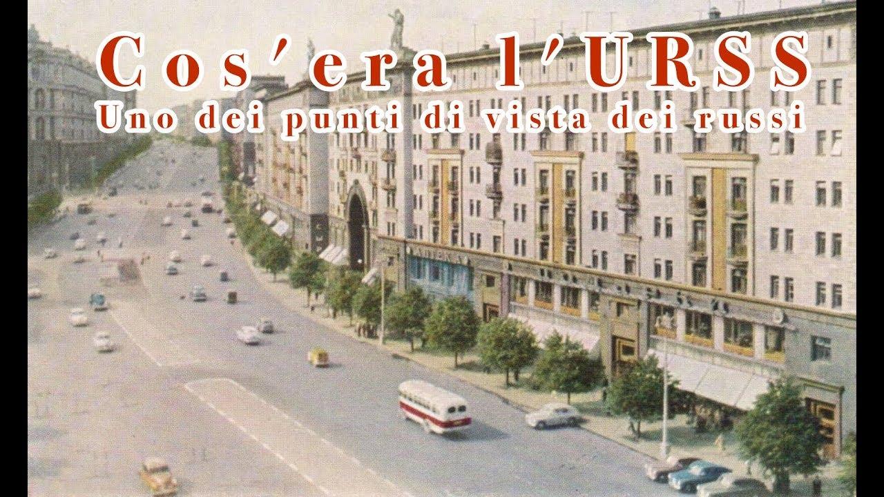 PTV Speciale - Cos'era l'URSS. Uno dei punti di vista dei russi