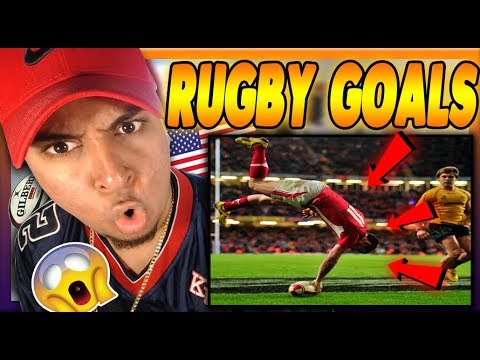 AMERICAN WATCH RUGBY TRIES FOR THE FIRST TIME!! Reaction AVENGERS!? O'Driscoll leigh halfpenny