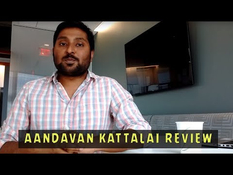 Aandavan Kattalai Review | 420 Reviews |...