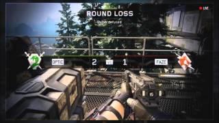 OpTic Gaming vs FaZe CWL Game 2 Redwood SND