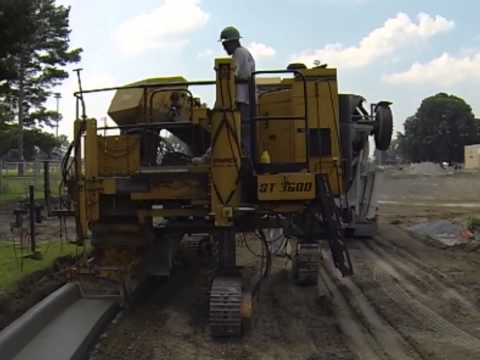 Hampton Roads Concrete Contractors at Indian River High School Jobsite