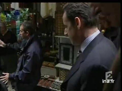 Nicolas Sarkozy En Israël