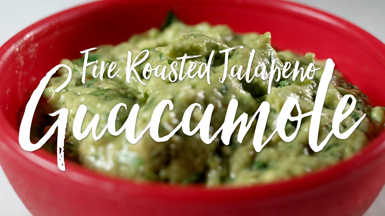 how to cut jalapeno for guacamole