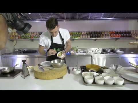 The Rude Boy -Aaron Craze- Cooks At Pathumwan Princess Hotel Bangkok