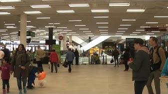 Ratinan kauppakeskus avautui Tampereella