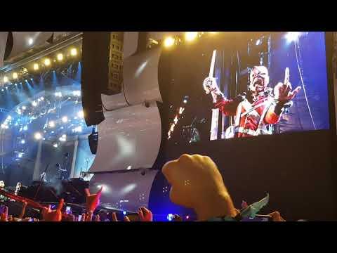 Iron Maiden - Rock In Rio - Tropper
