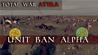 Franks Plz. | Unit Ban Alpha R1G2 | Total War Attila