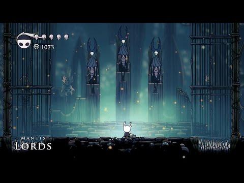 Hollow Knight - E9: Mantis Village