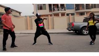 Patoranking - No Kissing Baby ft. Sarkodie Official Dance by Baber Ashai ( ALLaY DANCER )