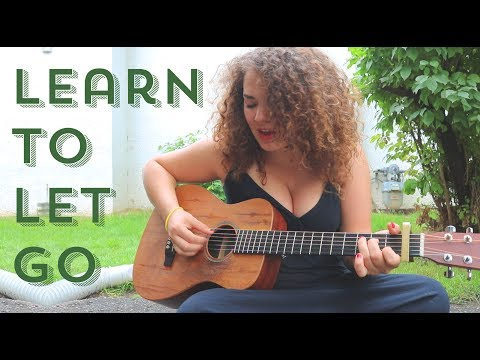 Learn to Let Go - Kesha Cover