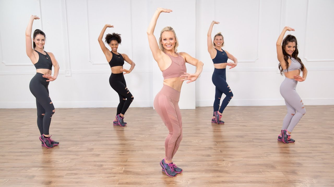 30-Minute Cardio Dance Workout Celebrities Love