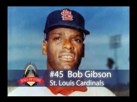 Bob Gibson Highlight Video