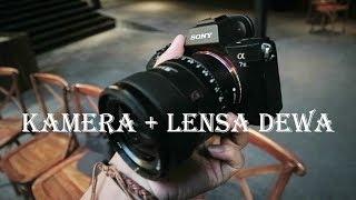 Kamera mirrorless FULL FRAME dari SONY, banyak banget pilihannya, yang manakah yang paling tepat unt.