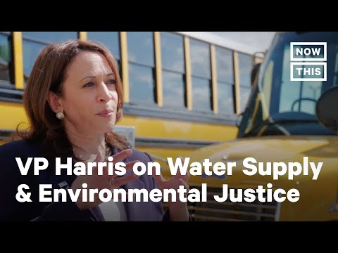 VP Harris on Environment and Climate Crisis — Action Planet