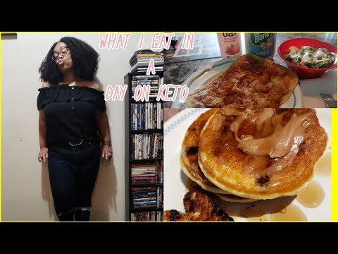 #keto-#ketodiet-what-i-eat-in-a-day-on-keto-|-chocolate-chip-cheese-cake-pancakes-&-flatbread-pizza