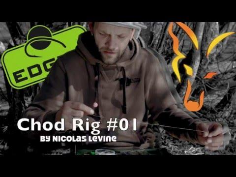 *** Pêche à la Carpe FOX TV *** Les 5 astuces Chod-Rig de Nicolas Levine