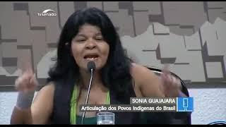Sonia Guajajara - Tv Senado