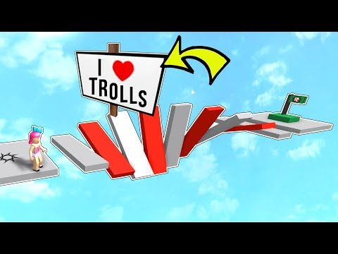Roblox: THIS OBBY TROLLS YOU!!!