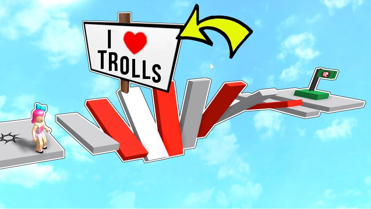Download Roblox: THIS OBBY TROLLS YOU!!!