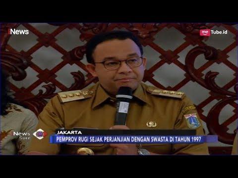 Ini Alasan Anies Baswedan Mengambil Alih Pengelolaan Air Bersih dari Pihak Swasta - iNews Sore 12/02 Mp3