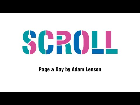 Scroll: Page a