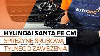 HYUNDAI ix55 instrukcja obsługi po polsku online