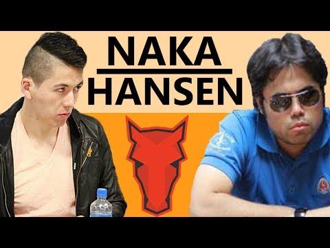 HIKARU NAKAMURA VS ERIC HANSEN July 2017