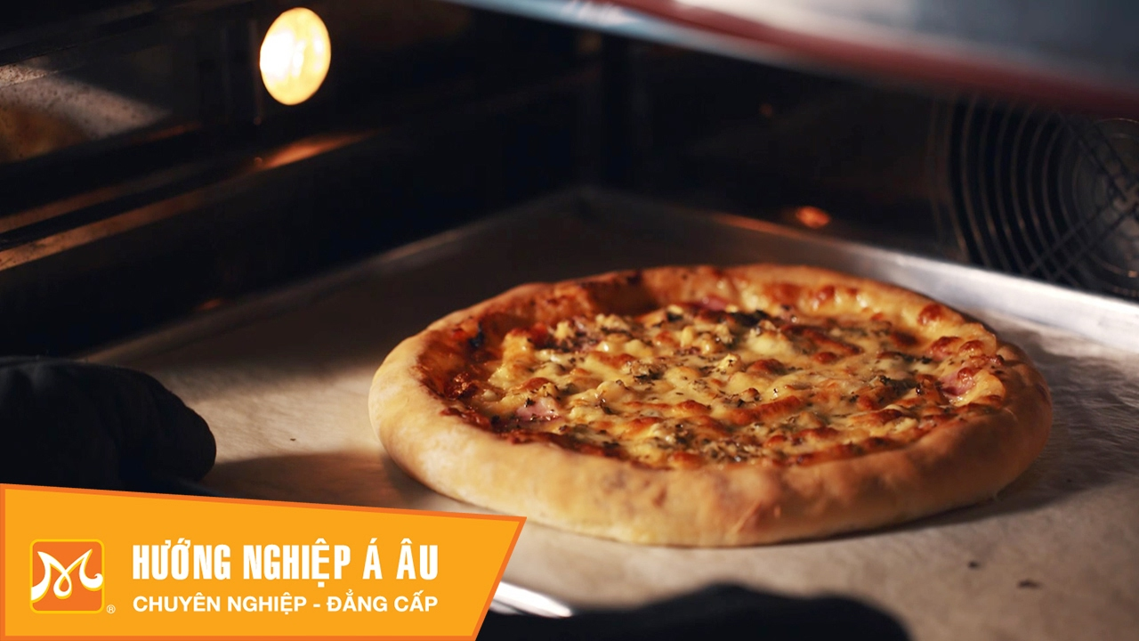 Học làm bánh – Cách làm bánh Pizza Hawaii ngon và đơn giản tại nhà