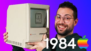 El Primer MAC de la historia... ¿Un fiasco? | La historia de Apple Macintosh Plus