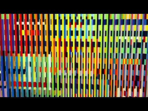 Pompidou Modern Art - Moving Color Board