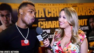 JERMELL CHARLO: CRAZY! IT WAS A BAD MOVE FOR VANES MARTIROSYAN TO FACE GENNADY GOLOVKIN