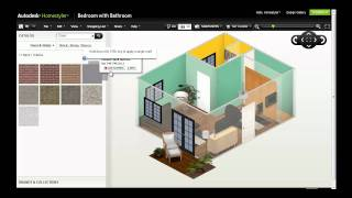Autodesk Homestyler Refine Your Design