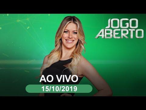 Jogo Aberto - 15/10/2019 - Programa completo