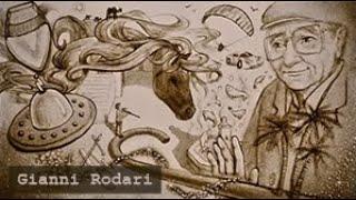 DISEGNI CON LA SABBIA | Gianni Rodari | A giocare col bastone | FAVOLA DELLA BUONANOTTE