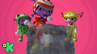 Missão Gelo | Floogals | Discovery Kids Brasil