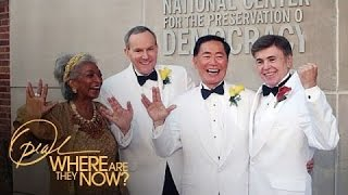 George Takei's Love Story | Where Are They Now | Oprah Winfrey Network