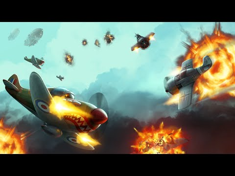Aces of the Luftwaffe - Official Gameplay Trailer // iOS & Android