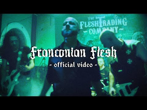 THE FLESH TRADING COMPANY - Franconian Flesh OFFICIAL VIDEO (2018)
