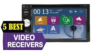 5 Best In-Dash DVD & Video Receivers 2018 | Best In-Dash DVD Reviews | Top 5  DVD & Video Receivers