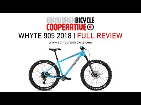 Whyte 905 2018 Full Review | Edinburgh Bicycle Cooperative
