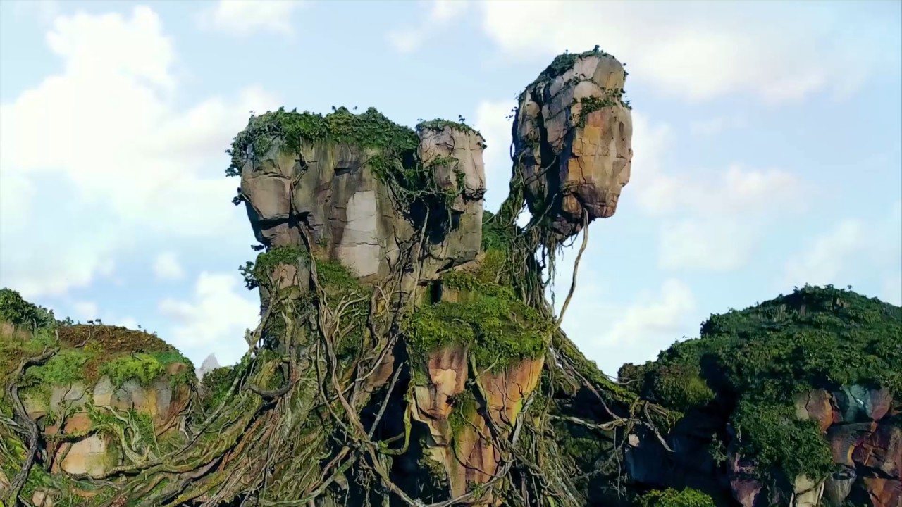 First Look Pandora World Of Avatar At Disney World S