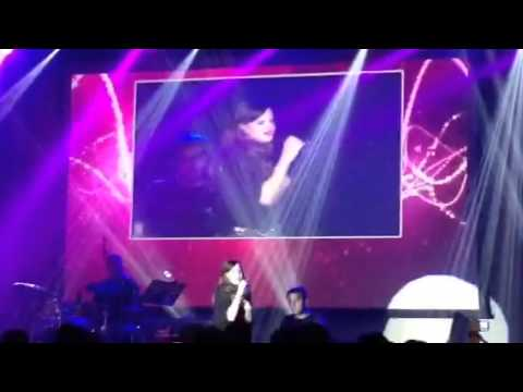 Tiffany Alvord Sings Rude In The Philippines!