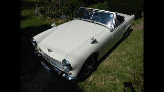 Austin Healey Sprite Mark3 '1964