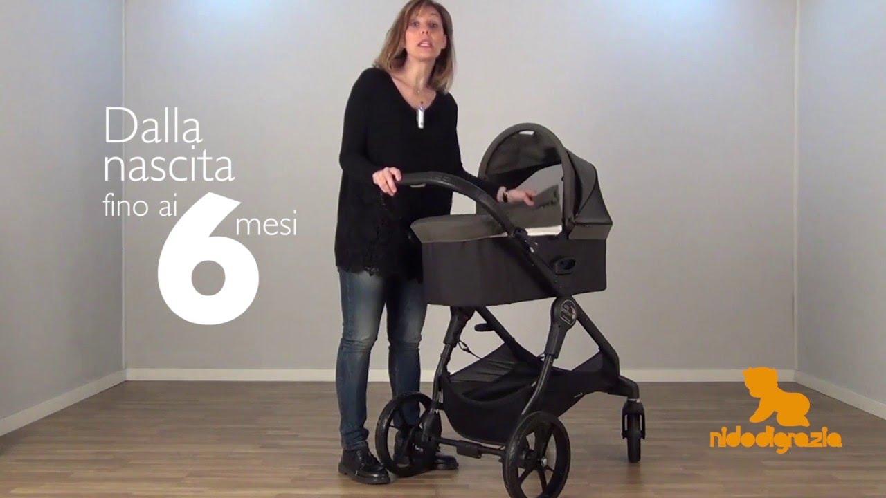 Passeggino Trio Baby Jogger Premier