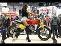 EICMA 2016 Stand Fantic Motor