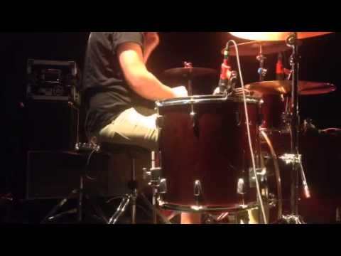Searching Serenity @ Murray Hill Theater -- ( DRUM CAM )