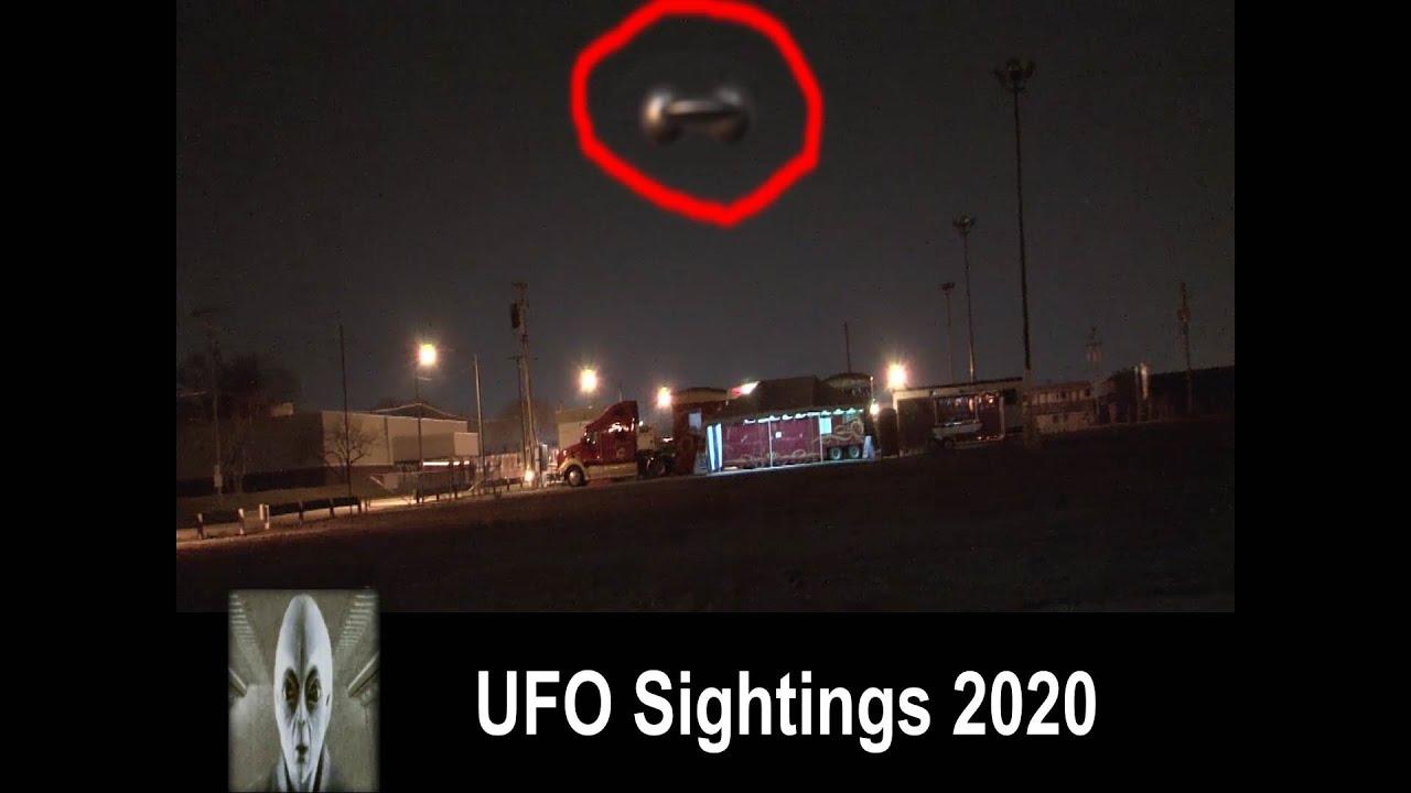 Ufo Sightings 2020